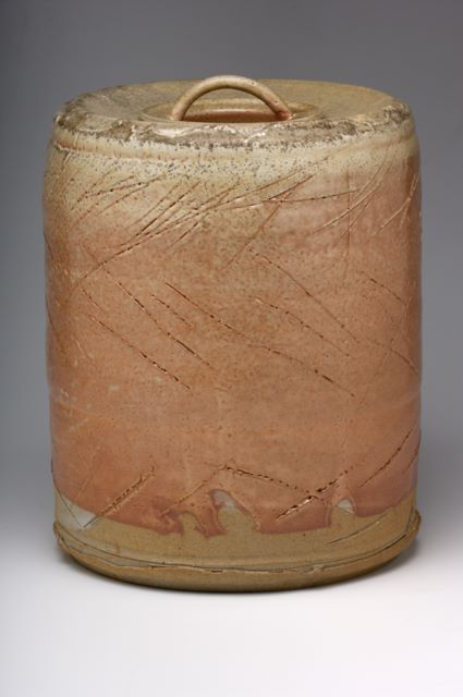 Lidded Sanctuary Jar